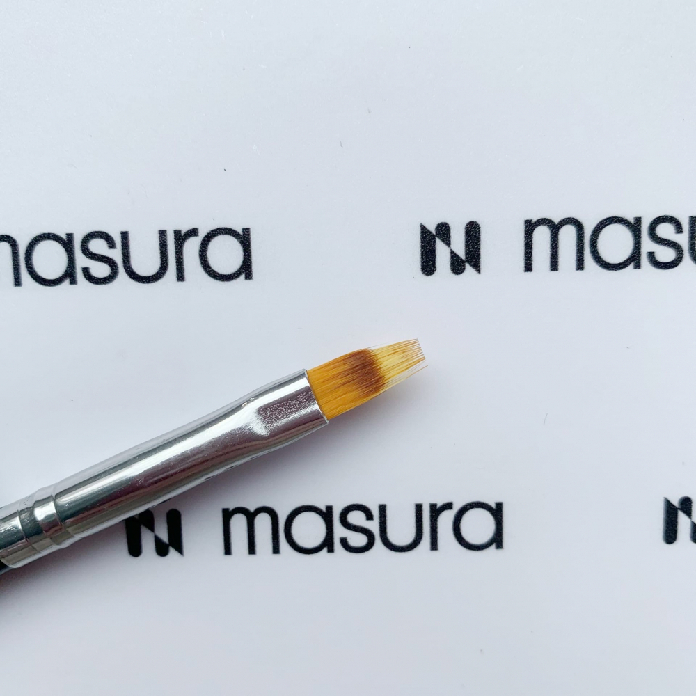Кисть омбре с короткой ручкой - превью