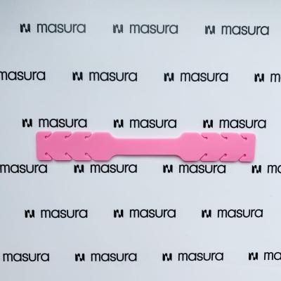 Силиконовый держатель для маски, розовый, 356
