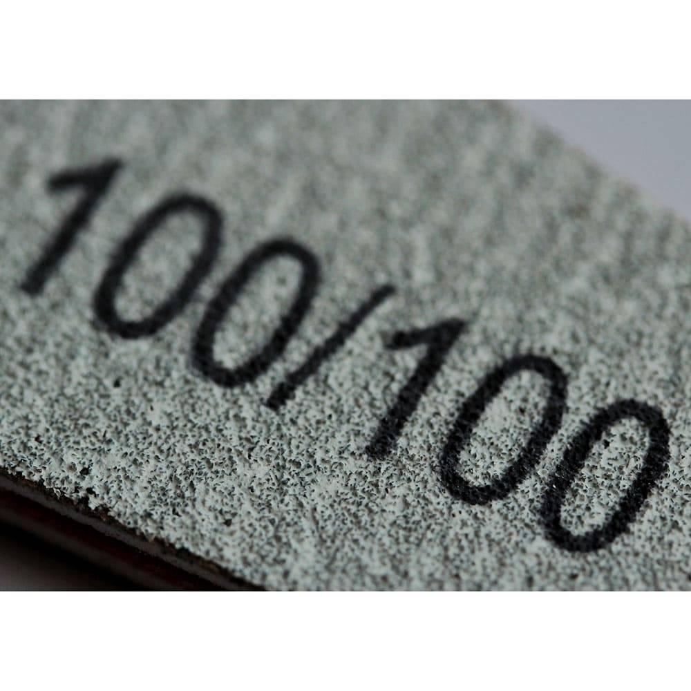 Пилка серая полумесяц, 100/100 - превью