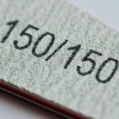 Пилка серая полумесяц, 150/150, 631