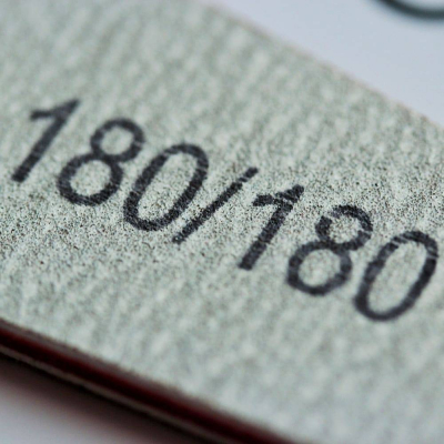 Пилка серая полумесяц, 180/180, 632