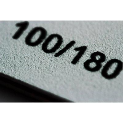 Пилка ромб белый, 100/180, 633