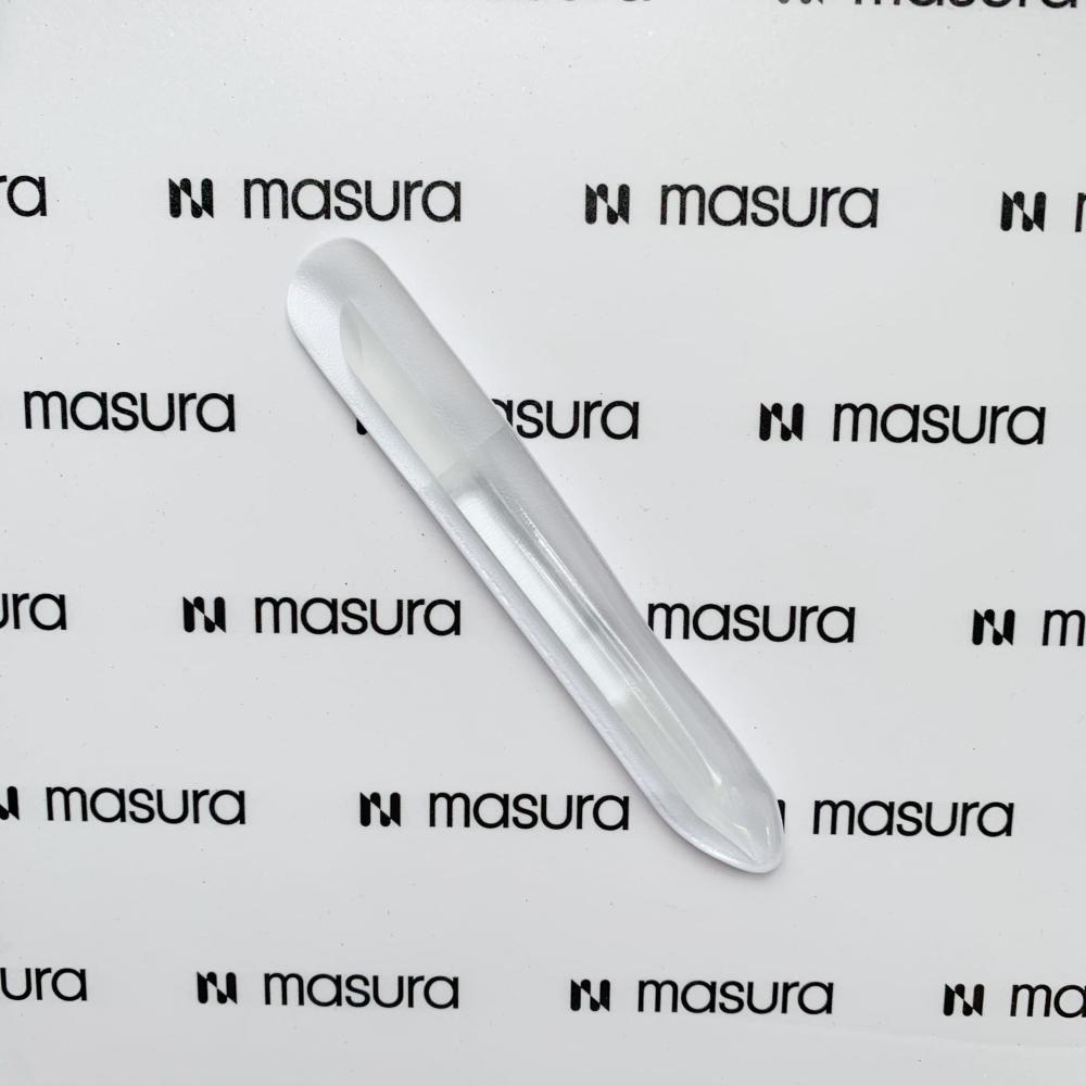 Стеклянная пилка-карандаш для кутикулы и придания формы ногтям - превью