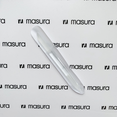 Стеклянная пилка-карандаш для кутикулы и придания формы ногтям, 639