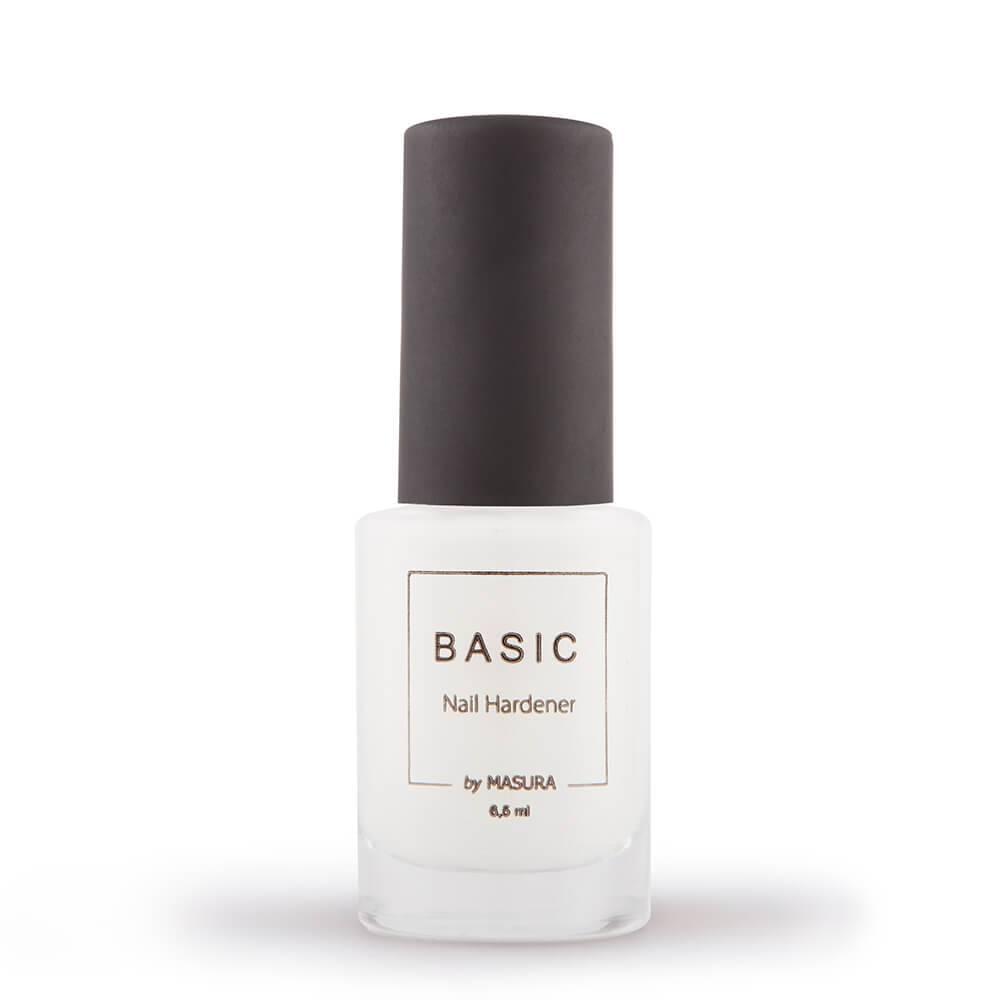 Базовое покрытие BASIC Nail Hardener для укрепления ногтей, 6,5 мл