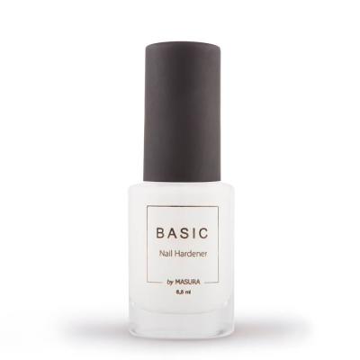 Базовое покрытие BASIC Nail Hardener для укрепления ногтей, 6,5 мл, 8017