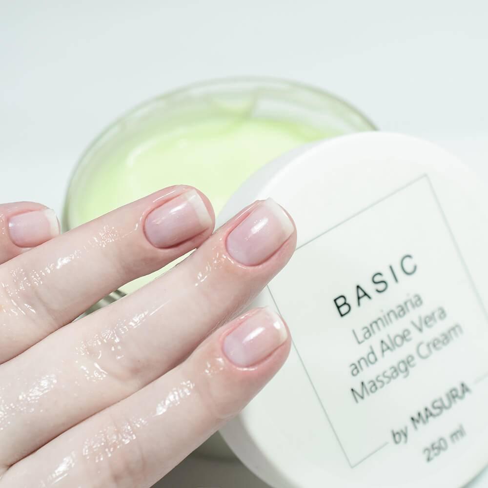 Альгинатный массажный крем для рук и тела, 250мл - превью