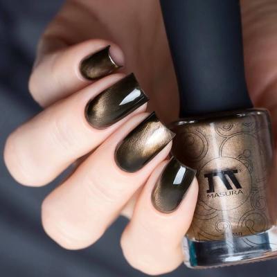 Лак для ногтей «Тигровый Глаз», 11 мл, 904-110