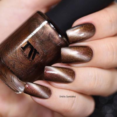 Лак для ногтей «Муар-Антик», 11 мл, 904-179