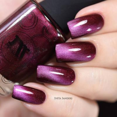 Лак для ногтей «Шелковая Дымка», 11 мл, 904-188