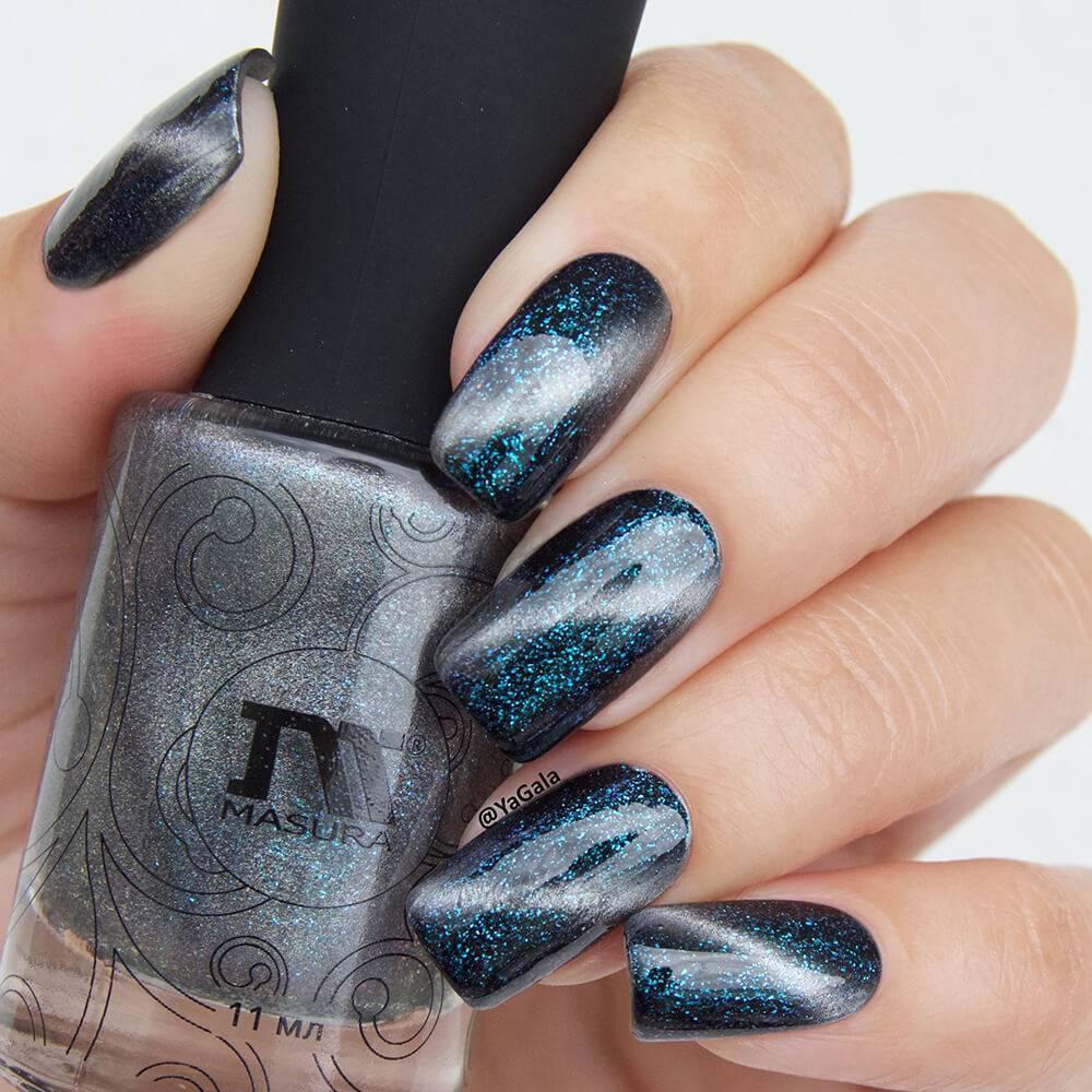 Лак для ногтей «Столкновения Галактик», 3,5  мл - превью