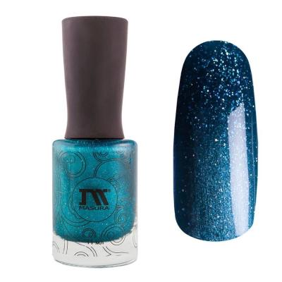 Лак для ногтей «Голубые Звезды», 11 мл, 904-196