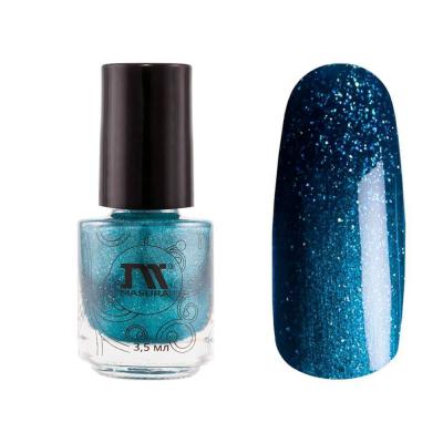 Лак для ногтей «Голубые Звезды», 3,5 мл, 904-196M