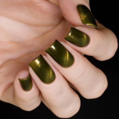 Лак для ногтей Зевс на Золотом Облаке, 11 мл, 904-201