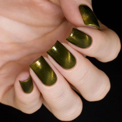 Лак для ногтей Зевс на Золотом Облаке, 3,5 мл, 904-201M