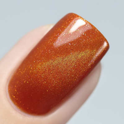Лак для ногтей Мандариновая Уточка, 3,5 мл, 904-242M