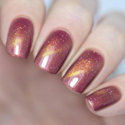 Лак для ногтей Поцелуй в Чайном Домике, 11 мл, 904-243