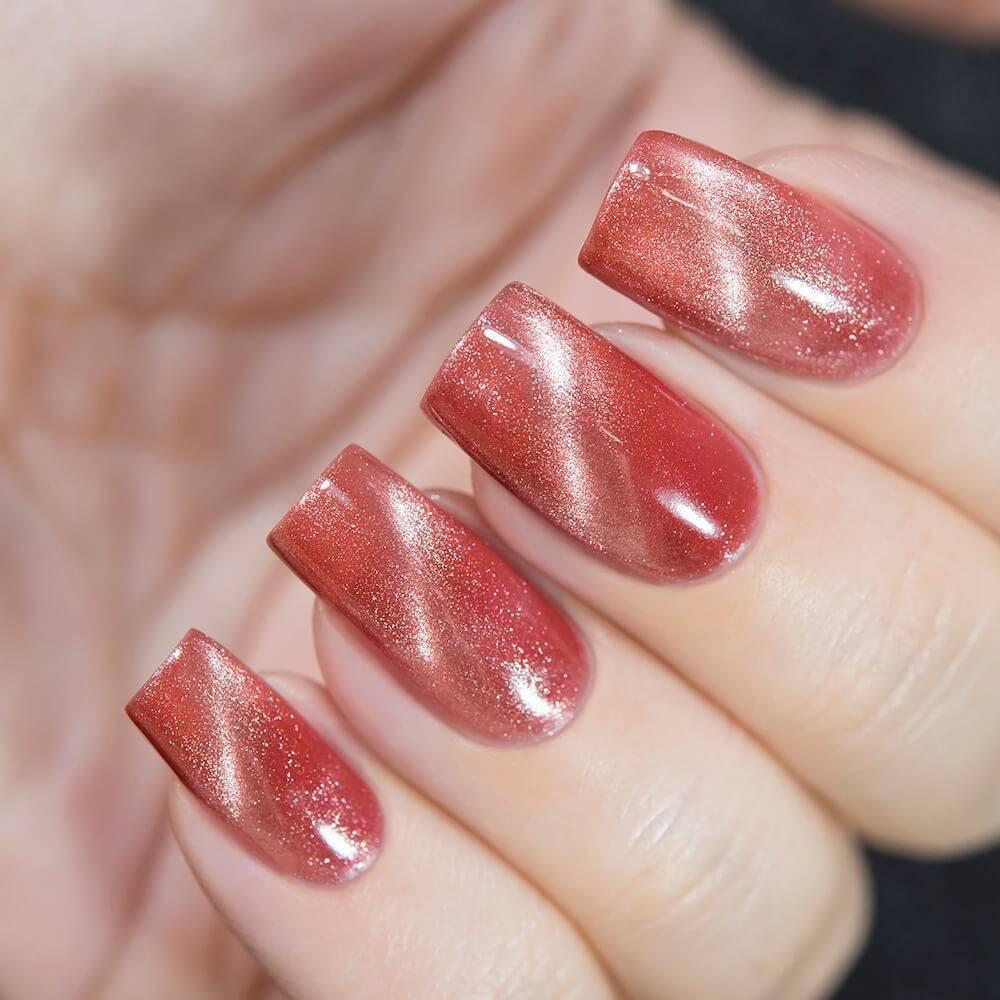 Лак для ногтей Розовый Жемчуг, 11 мл - превью