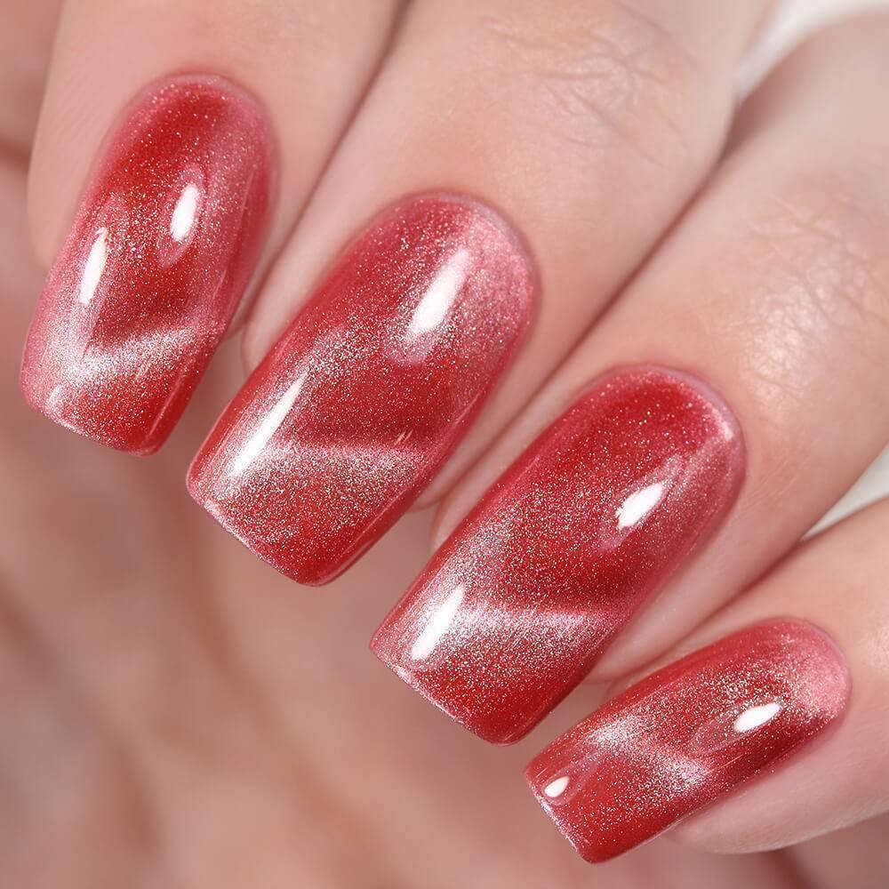 Лак для ногтей Розовый Жемчуг, 3,5 мл
