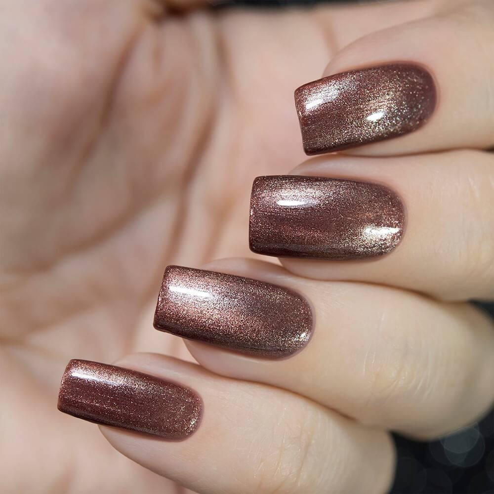 Лак для ногтей Шоколадный Жемчуг, 3,5 мл