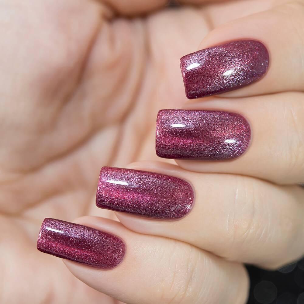 Лак для ногтей Вишневая Жемчужина, 3,5 мл