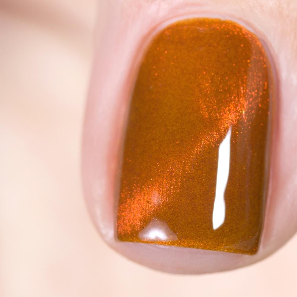 Лак для ногтей Абрикосовый Джем, 3,5 мл - превью