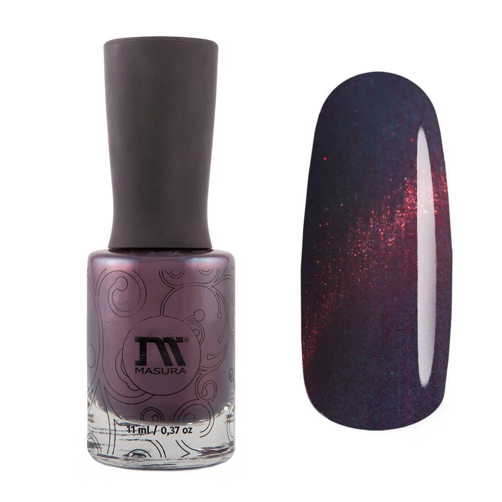 Лак для ногтей Дымчатый Пурпур, 11 мл