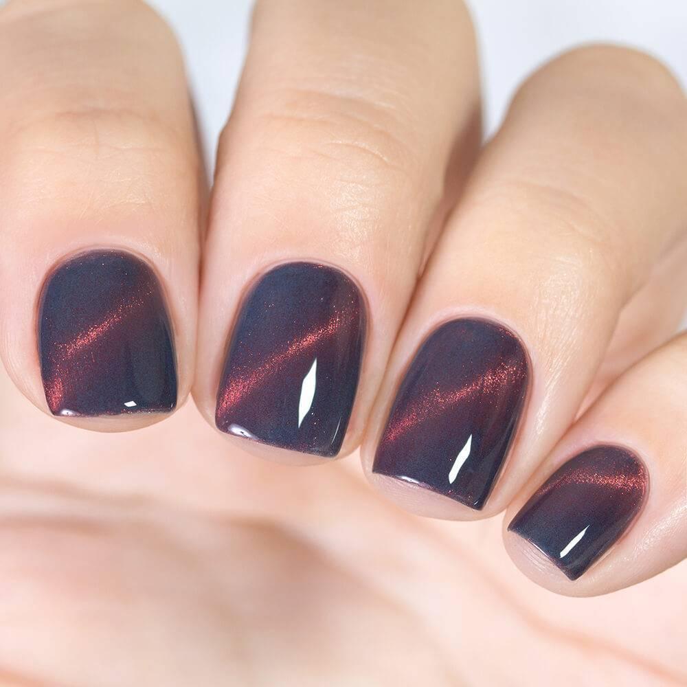 Лак для ногтей Дымчатый Пурпур, 11 мл - превью