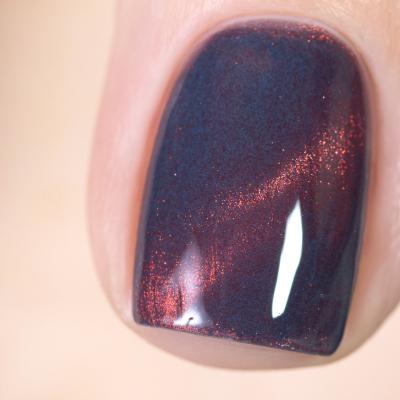 Лак для ногтей Дымчатый Пурпур, 3,5 мл, 904-278M