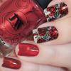 Лак для ногтей Цветущие Розы, 11 мл - превью