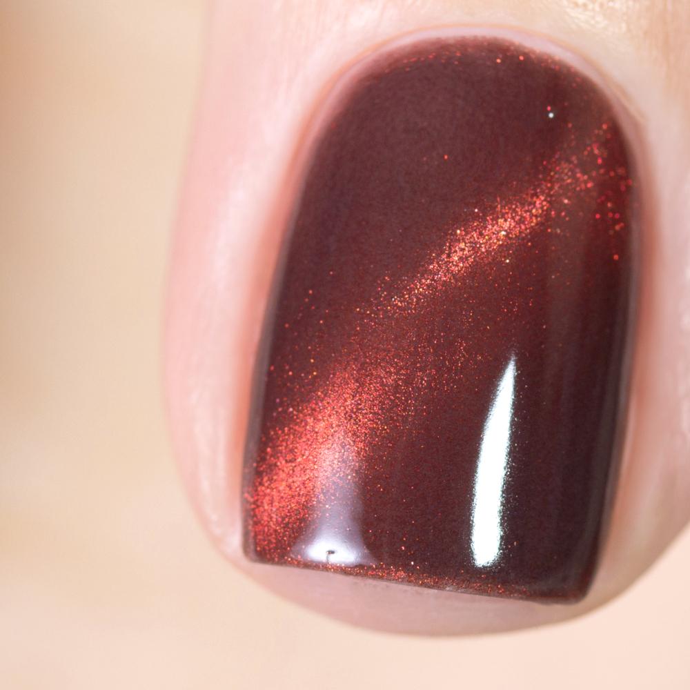 Лак для ногтей Дымчатый Коралл, 3,5 мл - превью