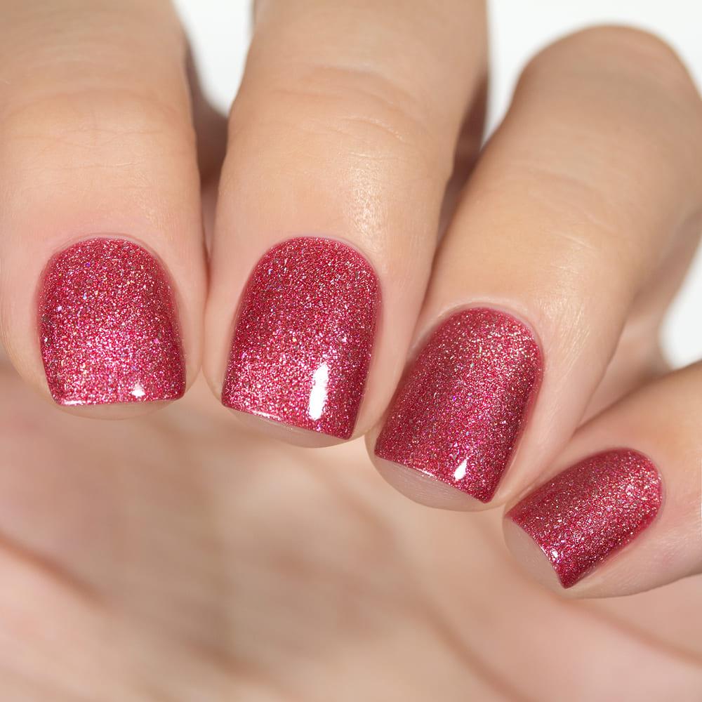 Лак для ногтей Розовое Вино, 3,5 мл
