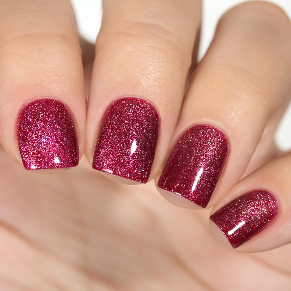 Лак для ногтей Страстная Роза, 11 мл - превью