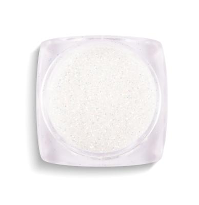 Глиттер «Битое стекло» белый, 2 гр, 973