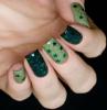 Блестки для дизайна ногтей Звёзды Зелёной Галактики, 2 гр - превью