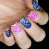 Блестки для дизайна ногтей Неоновые Осколки, 2 гр - превью