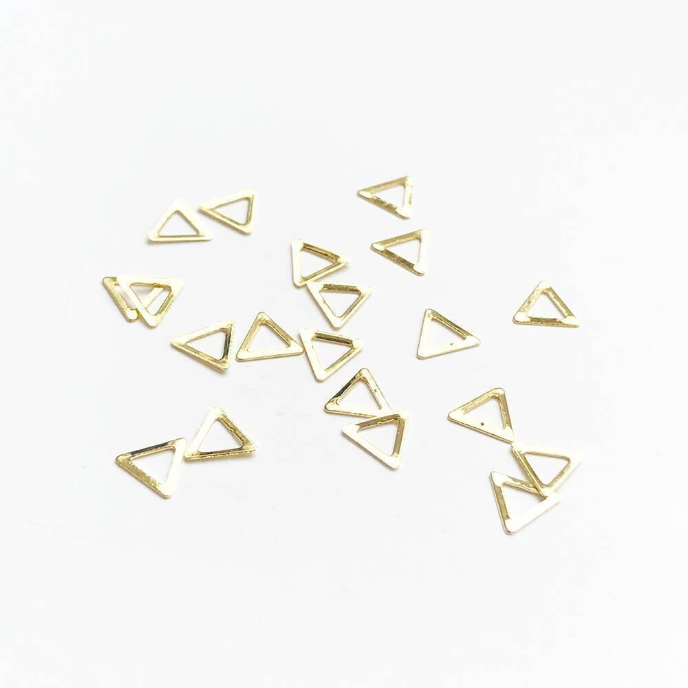 Металлические украшения для ногтей, Треугольники