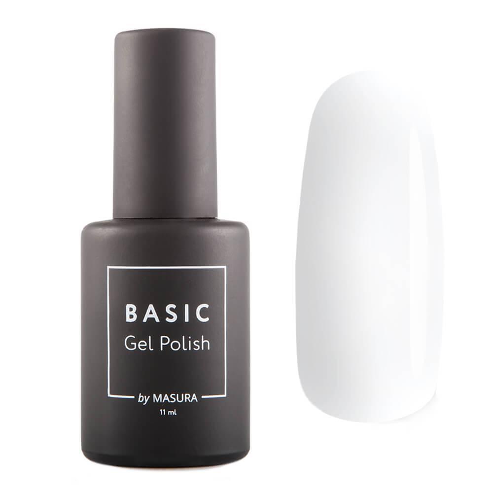 Гель-лак BASIC Белый Полюс, 11 мл