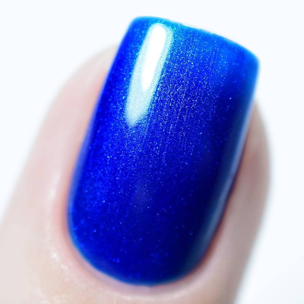 Гель-лак BASIC Синяя Классика, 11мл - превью