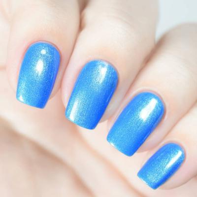 Гель-лак BASIC Джинсовый Голубой, 11 мл, B049S