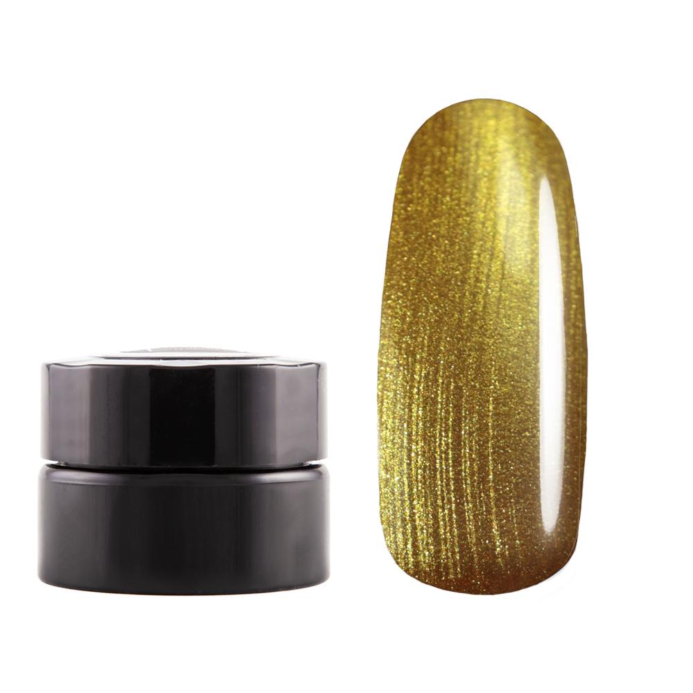 Гель-лак Декоративная гель-краска, золото, 5 гр