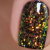 Гель-краска с иридисцентным глиттером Благородный Опал, 5гр - превью