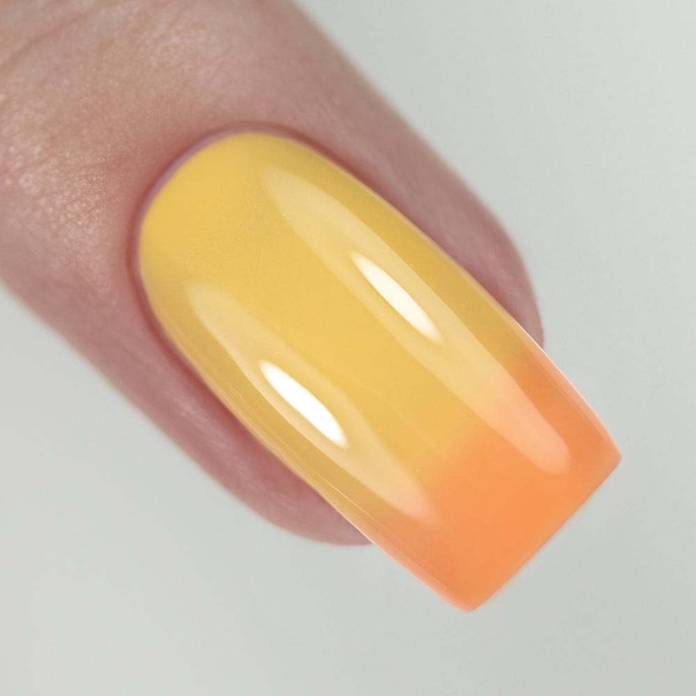 Термо гель-лак Апельсиновое Солнце, 11 мл - превью