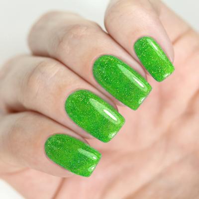 Гель-лак Зеленый Тренд, 3,5 мл, O36