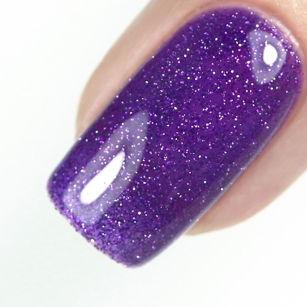 Гель-лак Сверкающий Пурпур, 11 мл - превью