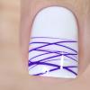 Гель-лак Паутинка, фиолетовый, 5 гр - превью