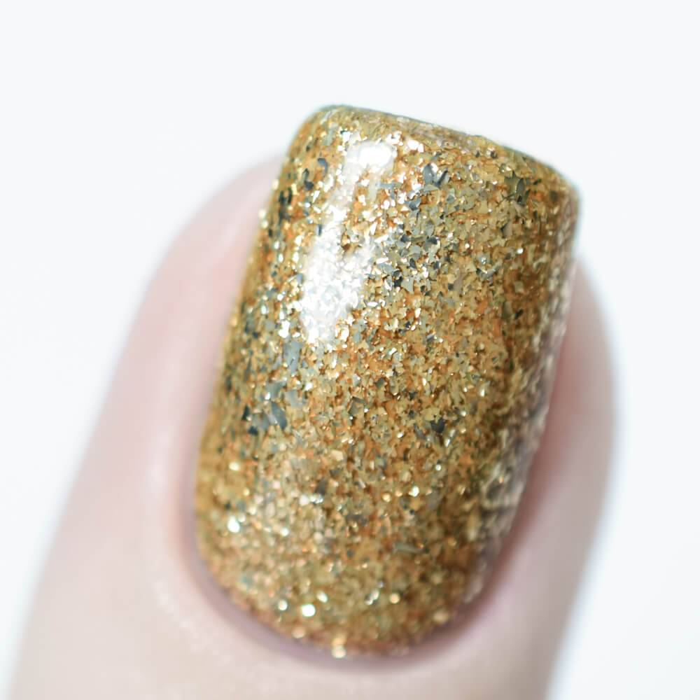 Гель-лак Золотое Сокровище, 3,5 мл - превью