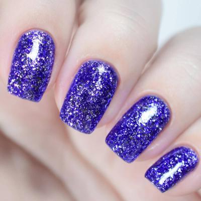 Гель-лак Пурпурные Брызги, 3,5 мл, R22